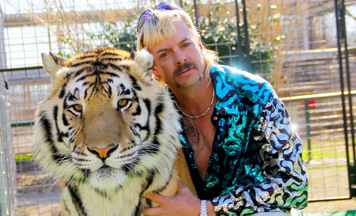 The 'Joe Exotic: Tiger King' podcast is the perfect follow-up to the Netflix docuseries.