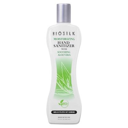 Biosilk Moisturizing Hand Sanitizer in 12.2 Ounce