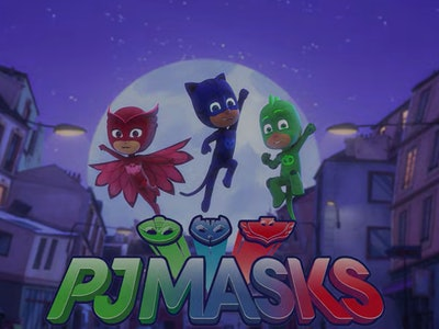 """Season 3 of """"PJ Masks"""" is coming soon to Disney+."""