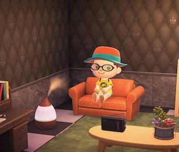 Animal Crossing New Horizons Saharah