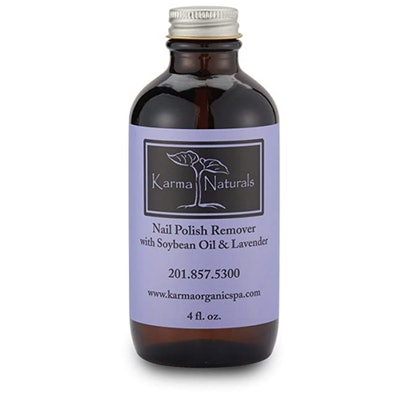 Karma Naturals Lavender Nail Polish Remover
