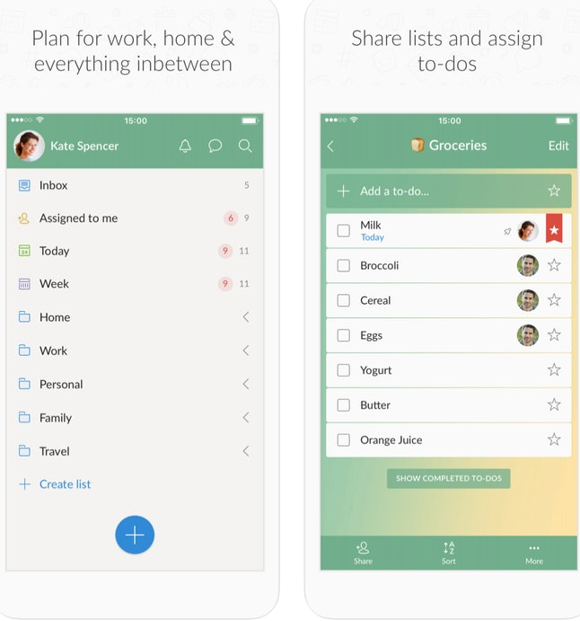 This lists apps is perfect for working from home.