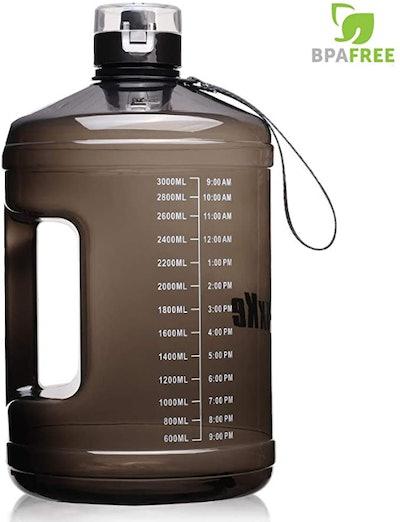 SLUXKE Gallon Water Bottle