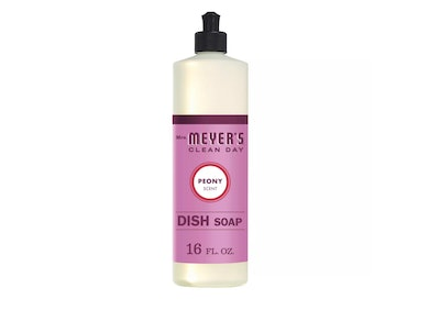 Mrs. Meyer's Peony Scented Dish Soap