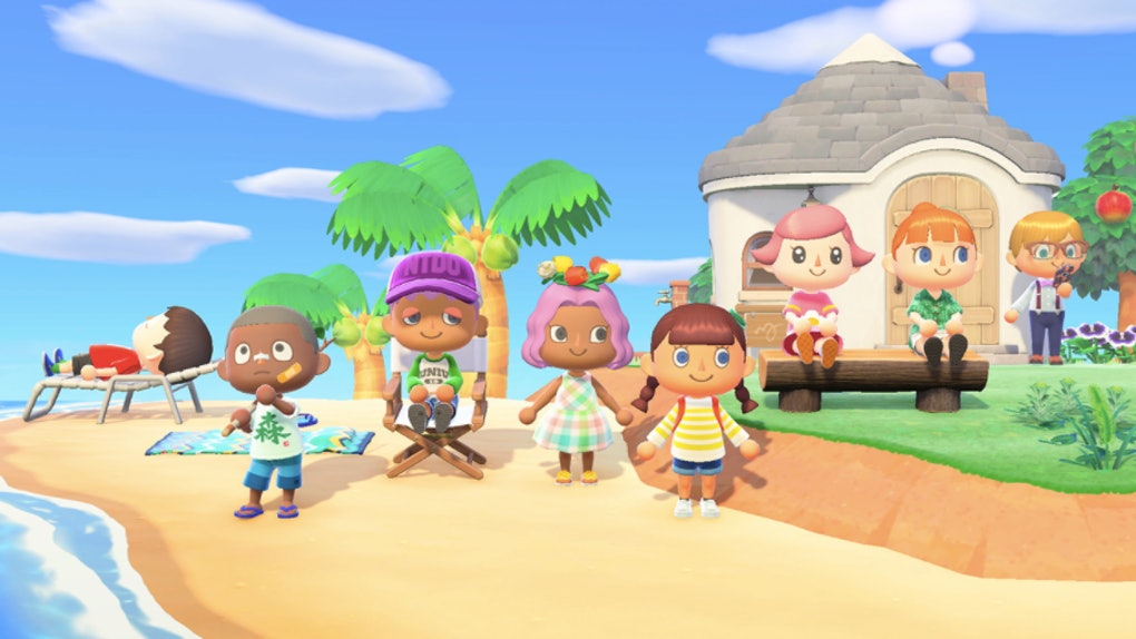 Here's How To Play 'Animal Crossing: New Horizons' for some co-op fun.