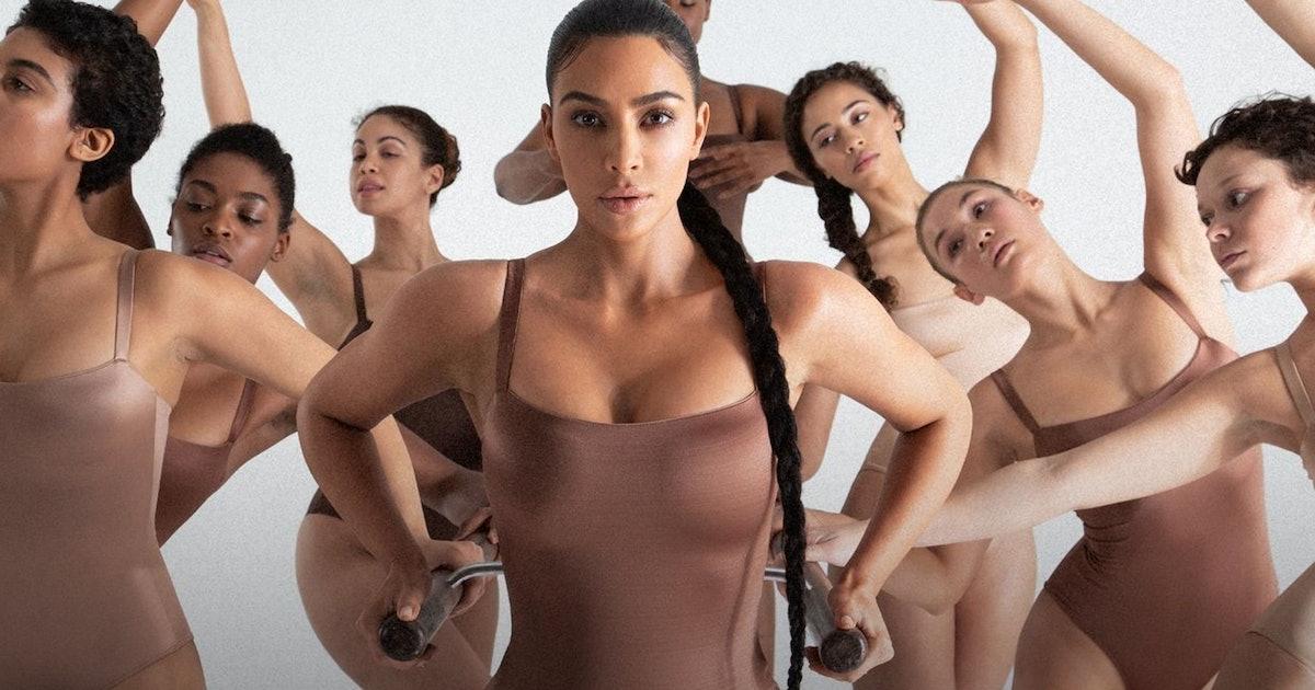 Kim Kardashian's Skims Has A 1 Million Person Waitlist & It Just Got Restocked