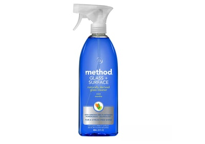 Method Cleaning Products Glass + Surface Cleaner Mint Spray Bottle