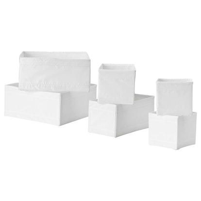 Box Set of 6 Clothes Boxes