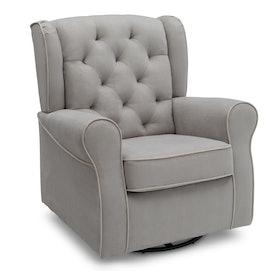 Emerson Nursery Glider Swivel Rocker Chair