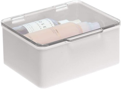 Stackable Cosmetic Organizer Box