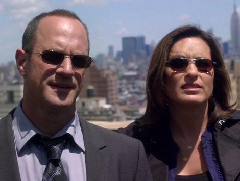 Elliot Stabler Will Lead NBC's 'Law & Order: SVU' Spinoff