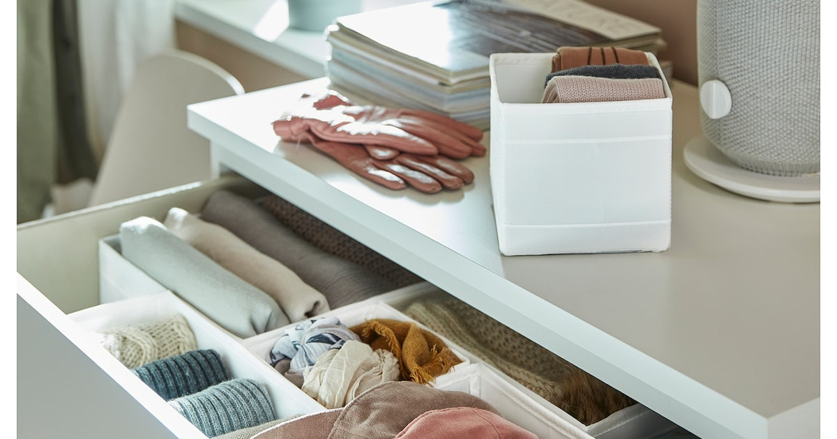 Here's How To Organize Your Drawers For Less Than $40