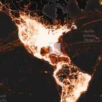 Striking maps highlight how location data could be used to trace coronavirus