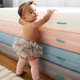 Breathable Polymer Crib Mattress