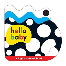 'Hello Baby' Baby Grip & Board Book By Roger Priddy