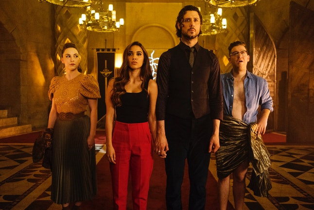 The Magicians won't return after Season 5.