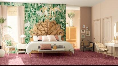 Golden Girls bedroom
