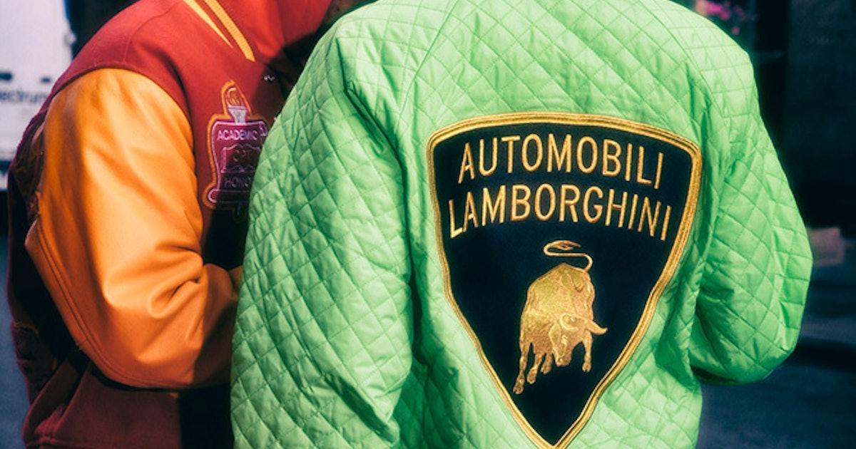 Supreme's Lamborghini collab is half bangers, half phoned in