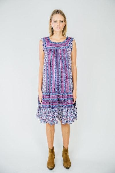 Vintage Dress, Sleeveless