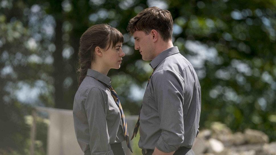 Hulu 'Normal People' starring Daisy Edgar-Jones and Paul Mescal