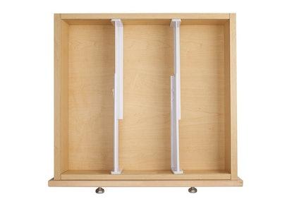 Expandable Dresser Drawer Dividers