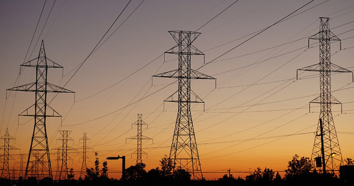 The coronavirus outbreak is having an unexpected effect on the power grid