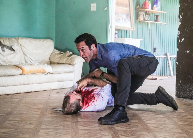 Scott Caan and Alex O'Loughlin in the series finale of 'Hawaii Five-0'