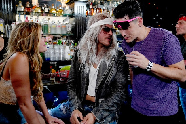 Jax with Tom Sandoval at his 40th birthday party on 'Vanderpump Rules.'
