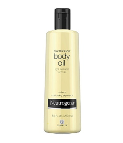 Neutrogena Moisturizing Body Oil