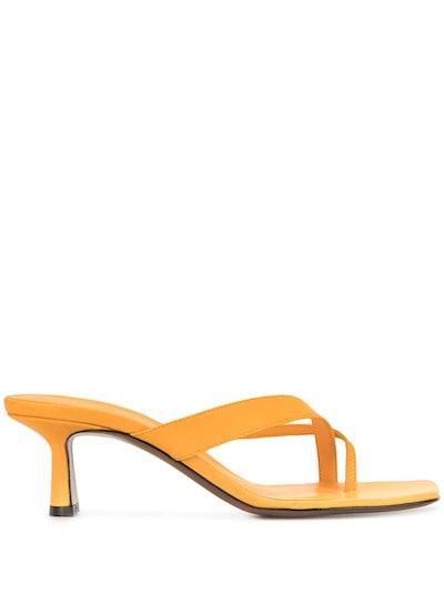 Florae Crossover Sandals