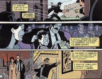Batman Zorro
