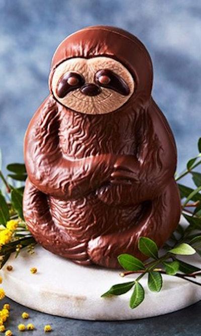 Seth The Sloth Milk Chocolate Egg