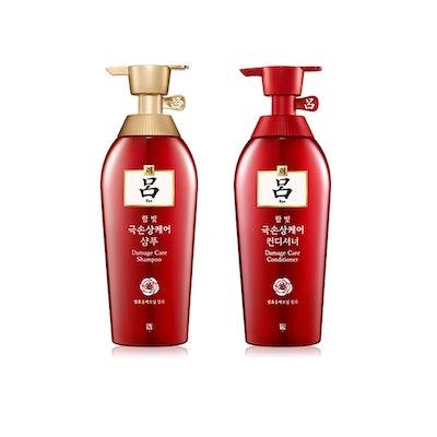 AmorePacific Ryo Korean Herbal Anti-Hair Loss Shampoo and Conditioner (2-Piece Set)