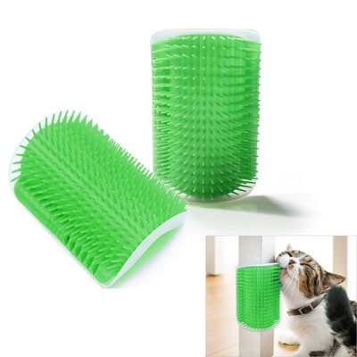 Hub's Gadget Wall Corner Massage Comb
