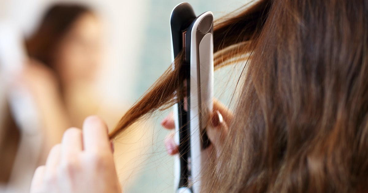 These Straighteners Can Make Frizzy Hair SO Sleek — Without Causing Damage
