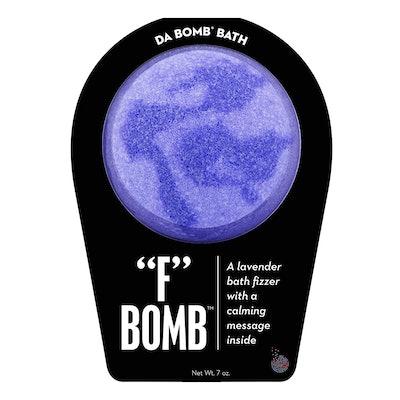 """Da Bomb """"F"""" Bath Bomb"""