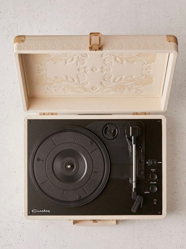 Crosley Folklore Floral Cruiser Bluetooth Record Player