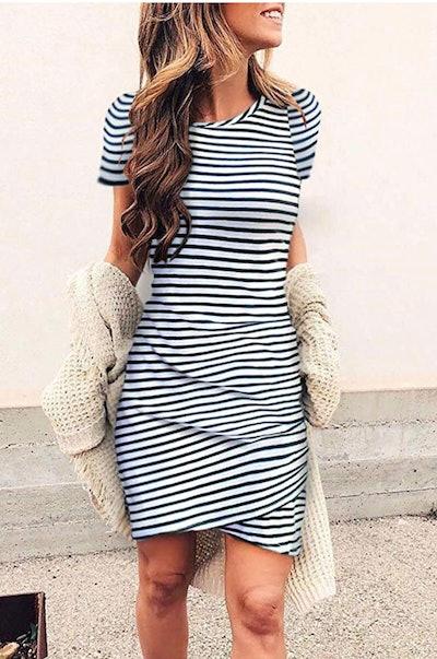 BTFBM T-Shirt Mini Dress