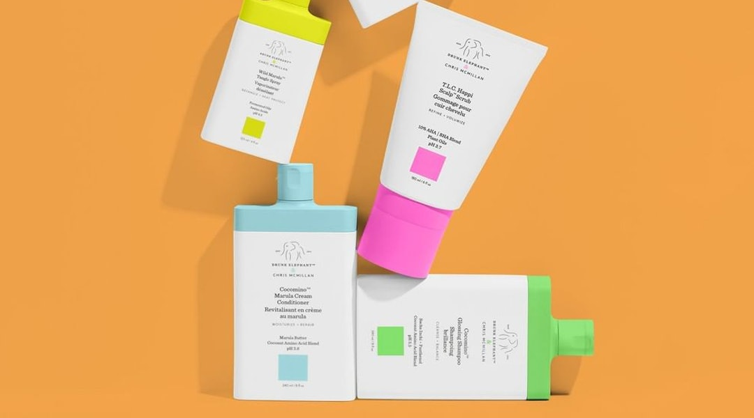 Drunk Elephant body care and hair care drop on Apr. 3.
