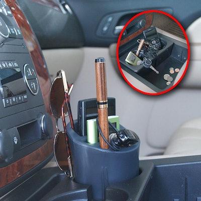 Heininger Black CommuteMate Car Cup Holder