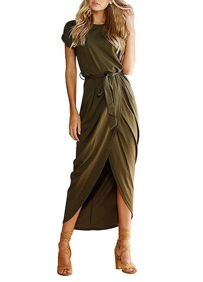 Yidarton Women's Maxi Dress