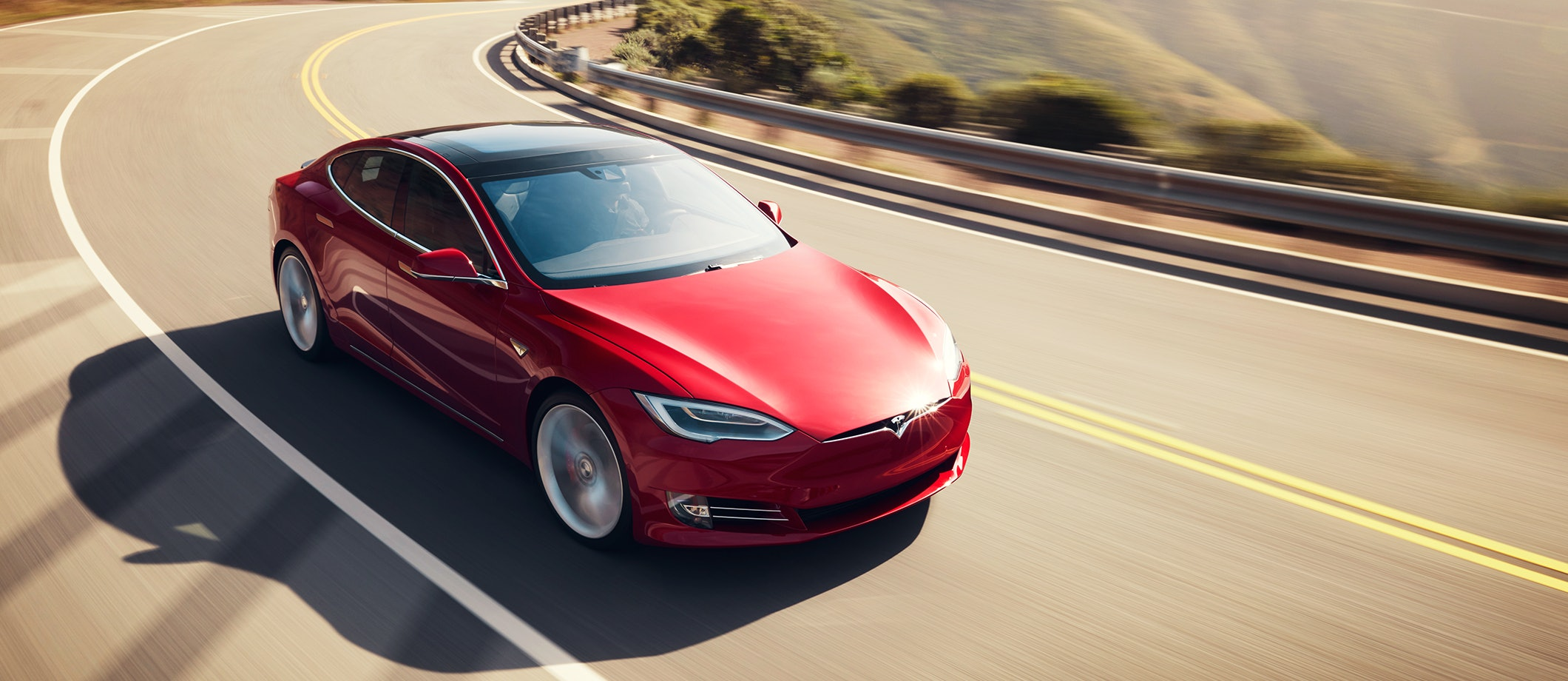 Tesla Model S And X Range Boosts Make Their Way Into Software Update