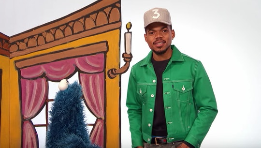 Chance The Rapper is reportedly in the talks to join the new untitled 'Sesame Street' movie.