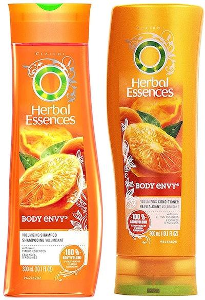 Herbal Essences Body Envy Shampoo and Conditioner