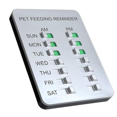 Allinko Magnetic Dog Feeding Reminder
