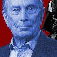 Bloomberg says he's Obi-Wan to Trump's Vader, so is Biden Luke Skywalker?