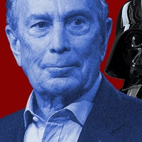 Bloomberg says he's Obi-Wan to Trump's Vader, so is Biden Luke Skywalker?