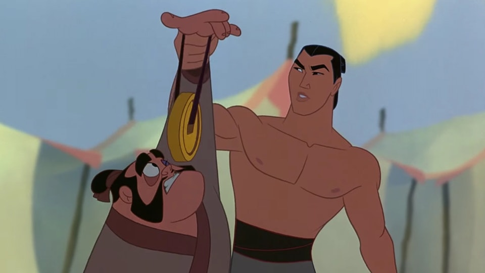 "Disney has decided to cut the character of Li Shan from the upcoming live-action ""Mulan"" remake."