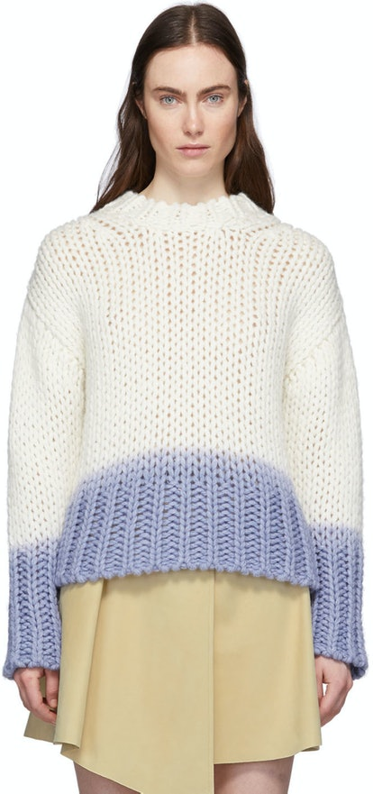 Off-White Dip-Dye Kierene Sweater