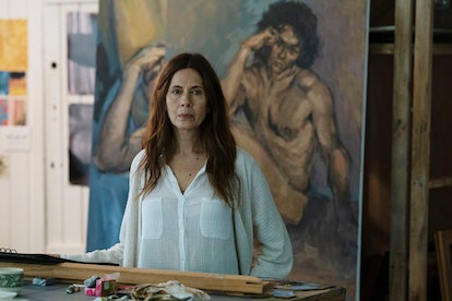 Jessica Hecht as Sonya Lazar in The Sinner